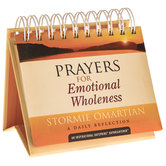 Prayers For Emotional Wholeness Perpetual Day Calendar