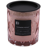 Cashmere Petals Jar Candle