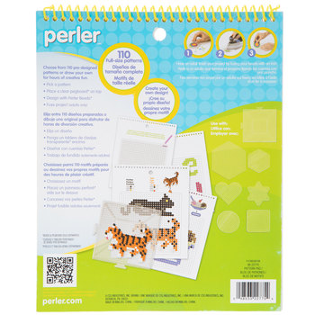 Perler Beads Pattern Pad