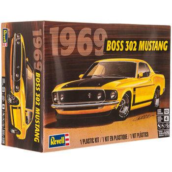1969 Boss 302 Mustang Model Kit
