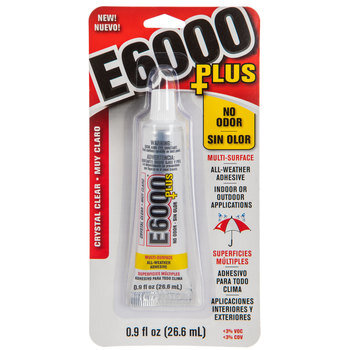 E6000 Multi Surface & All-Weather Adhesive