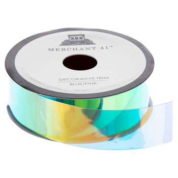 Iridescent PVC Trim - 1""