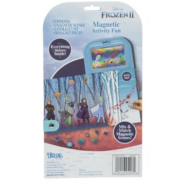Frozen 2 Magnetic Activity