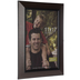 Dark Brown Wood Wall Frame - 11