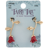 Red Rose Charms