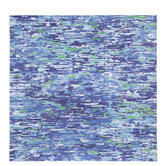 "Blue Abstract Scrapbook Paper - 12"" x 12"""