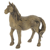 Carved Standing Horse