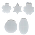 Assorted Shakers Resin Molds