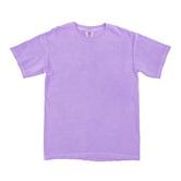 Violet Comfort Colors Heavyweight T-Shirt - Medium