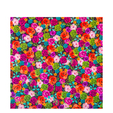Watercolor Floral Self-Adhesive Vinyl