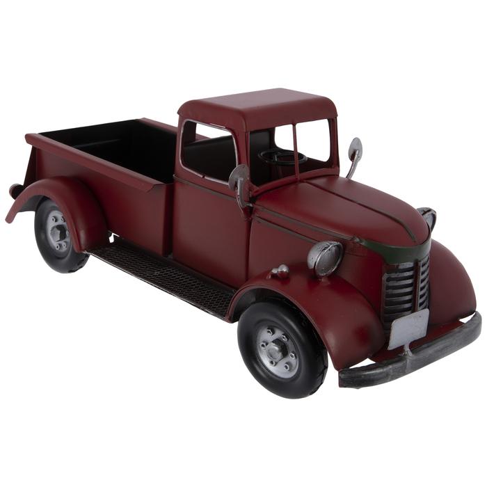 Red Metal Truck Hobby Lobby 5643168