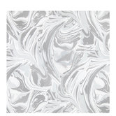 Silver Marble Gift Wrap