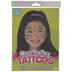 Swirls & Hearts Temporary Face Tattoos
