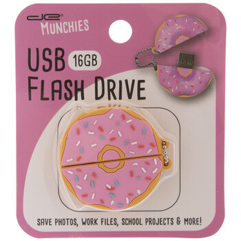 Fun Designs USB 16GB Flash Drive