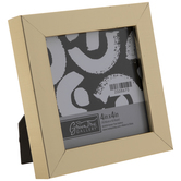 "Gold Flat Frame - 4"" x 4"""