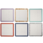 Blank Rounded Square Cutouts