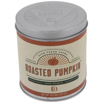 Roasted Pumpkin Candle Tin