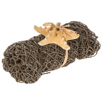 Net Roll with Chunky Starfish