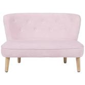Pink Kid's Sofa