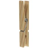 Natural Clothespins
