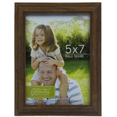 """Oak Wall Wood Frame - 5"""" x 7"""""""