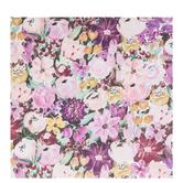 """Violet Bouquet Scrapbook Paper - 12"""" x 12"""""""