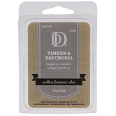Timber & Patchouli Fragrance Cubes