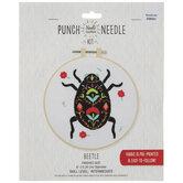 Beetle Punch Needle Kit