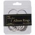 Silver Album Rings - 1