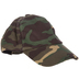 Green Camouflage Infant Ball Cap