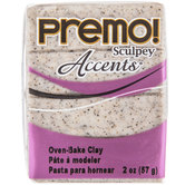 Gray Granite Premo! Accents Clay - 2 Ounce