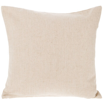 Natural Woven Pillow Cover