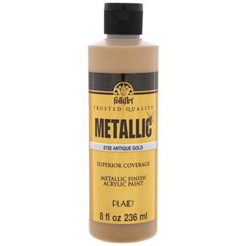 Metallic Paint - 8 Ounce
