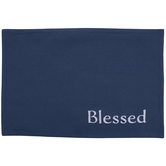 Blessed Embroidered Placemats