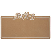Floral Corkboard