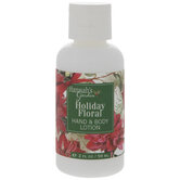 Holiday Floral Hand & Body Lotion