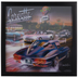 Corvette Sting Ray Lenticular Wall Decor