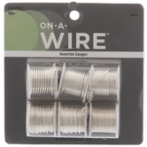 Assorted Tarnish-Resistant Wire