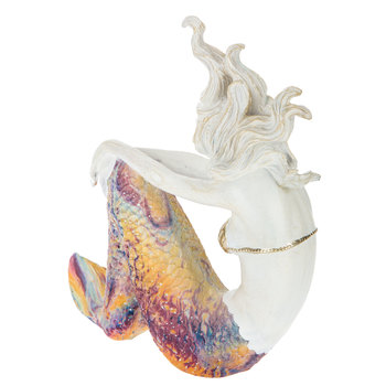 Mermaid With Marble Tail