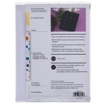 Charmed Cricut Joy Insert Cards Sampler - A2