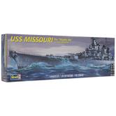 USS Missouri Battleship Model Kit