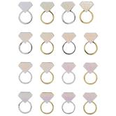 Diamond Ring 3D Stickers