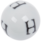 Mini Letter Decorative Sphere - H