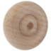 Wood Toy Wheels With 1/4