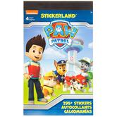 Paw Patrol Stickerland Stickers