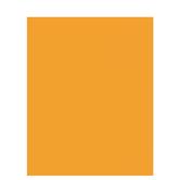 """Pumpkin Matboard - 32"""" x 40"""""""