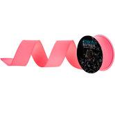 "Neon Pink Grosgrain Ribbon - 1 1/2"""