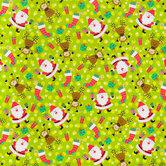 Christmas Pals Polka Dot Gift Wrap