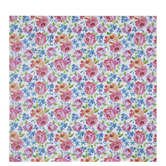 """Hand-Painted Floral Scrapbook Paper - 12"""" x 12"""""""