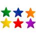 Star Paper Cutouts